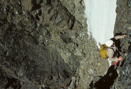 Craig Thompson, Cheam Range, BC