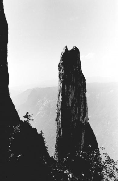 Castle Rock Spire 1984