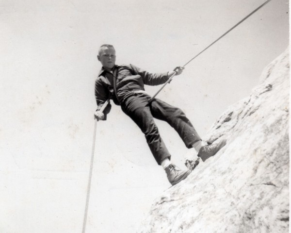 1959 - state of the art climbing shoes