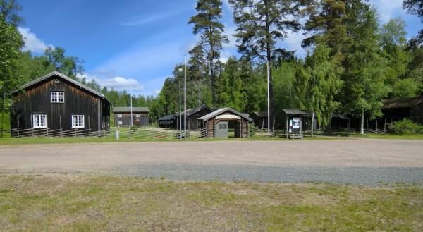 Grasmark - Varmland - Sweden - Hembygdsgarden