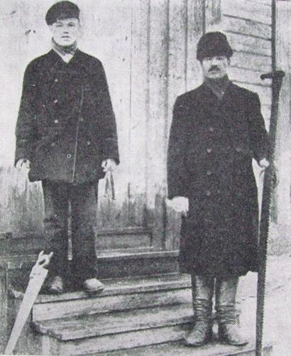 Grasmark - Russian tinkers 1902