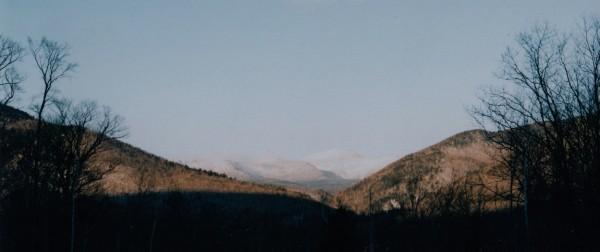 When i left Mt.Washington last time.