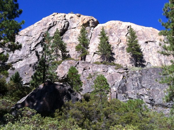 boy scout wall - bowman valley, ca.