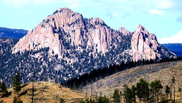 Cathedral Spires, South Platte. Colorado!