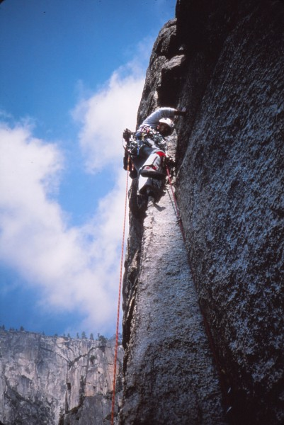 first ascent of realm of the flying monkeys