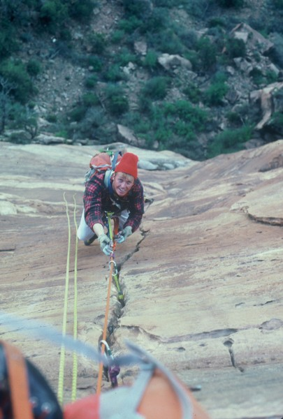 Crack in the Cosmic Egg, pitch 4 Mt Moroni, Zion 1984
