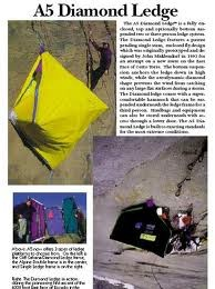 A5 3 person Diamond portaledge. Never used, has everything, just like ...