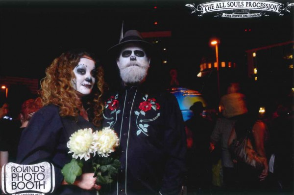 All Souls Procession with drljefe  <br/>