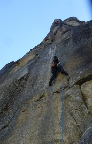 Me on 11c fingers (The Rostrum)