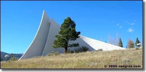 Chapel, Angel Fire NM