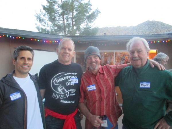 Steve L, Largo, Mister E, Roger