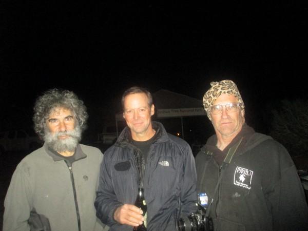 Ed Hartouni, Chris Trudeau, Jaybro