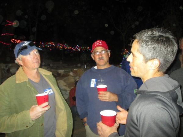 Russ, Greg & Steve L.