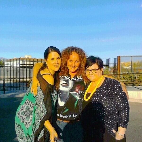 Lo, Leggs, &amp; Tiff <br/> &amp;#40;love these ladies!&amp;#41;  <br/> I'm always &quot;that g...