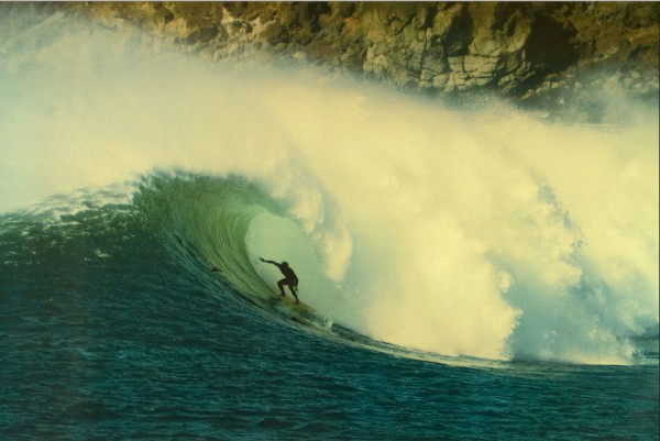�Honolua Bay, Maui� &amp;#40;1985&amp;#41;, by Erik Aeder <br/>