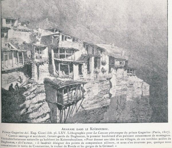 Dagestan early 1800s