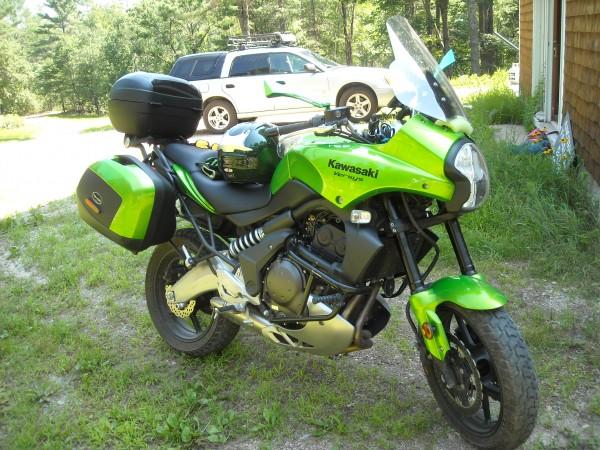 2009 versys 650