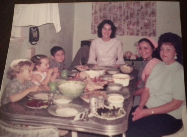 Mom, Aunt Ruthie, Grandma Pina ~rest in peace, my beautiful angels.  ...