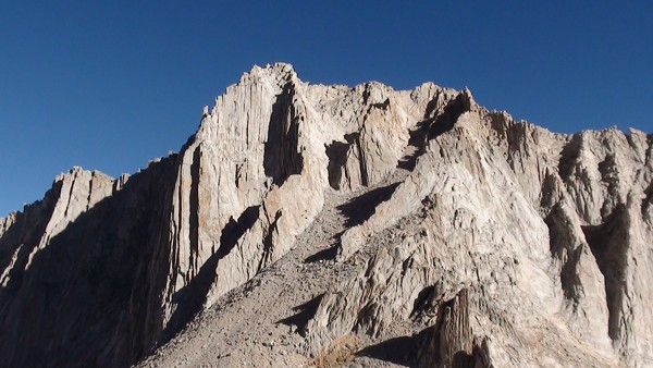 Russell and Fishhook Arete