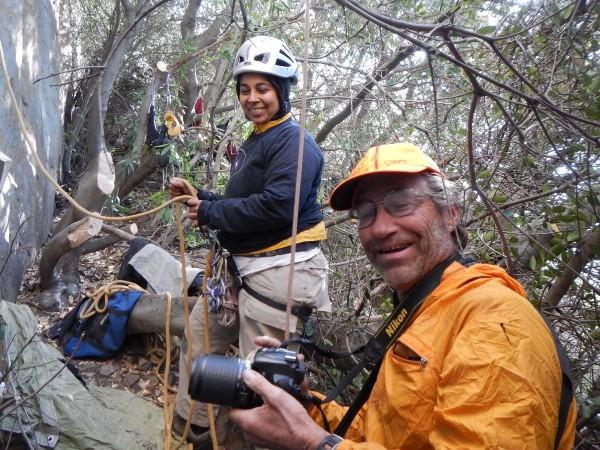 Vinita and Jay