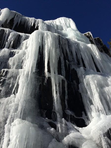 Tahoe Ice