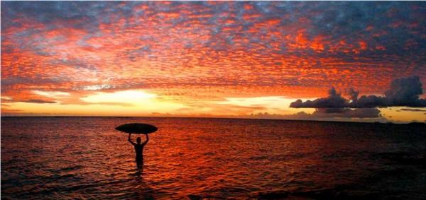 Photo: Ben Larry <br/> Namotu, Fiji