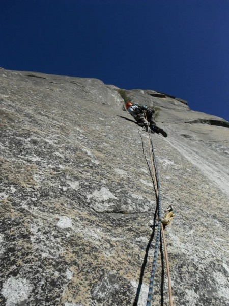Dave leading pitch 6.
