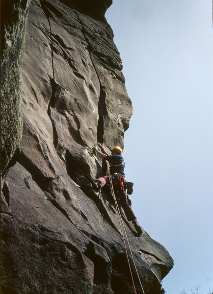Right Trinity Crack, 1983