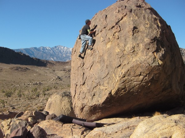 Not so steep but way FUN... ESS.