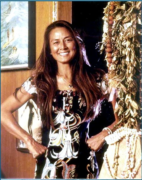 Rell Sun &quot;Queen of Makaha Heart of the Sea&quot; <br/>