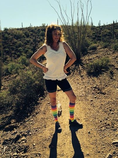 Hiking in the Tucson Mountains  <br/>  <br/> 2.9.14