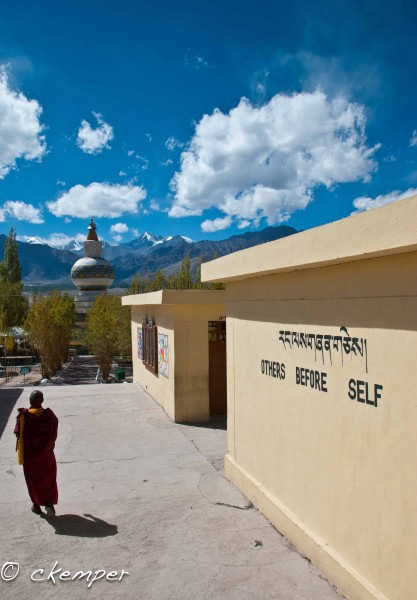 Tibetan School Ladhak, India