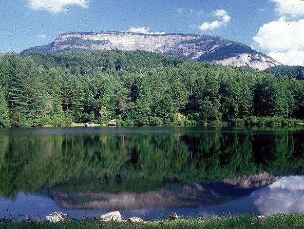 Whitesides Mountain, NC