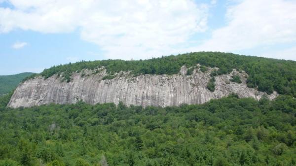 Big Green Mountain, NC.