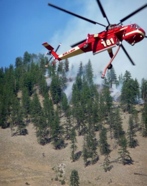 Firefighting, Montana style