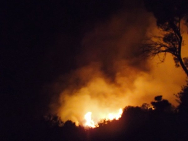 Things go to hell on second day and the fire is fast approaching by ni...