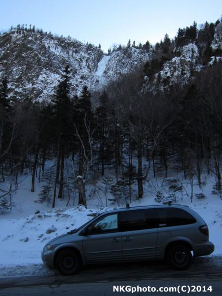 Mini road trip almost to canada.