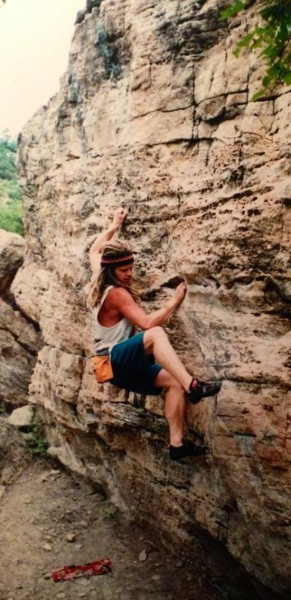 Lol! Durango 1995. Note blacked out pink on Lasers.