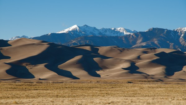 Great Sand Dunes, southern Colorado