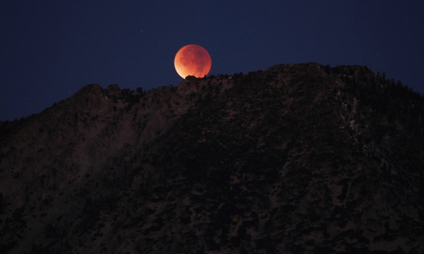 taken during lunar eclipse. 12/10/11