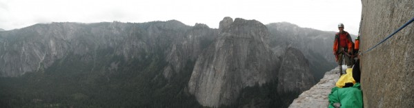 El Cap tower.