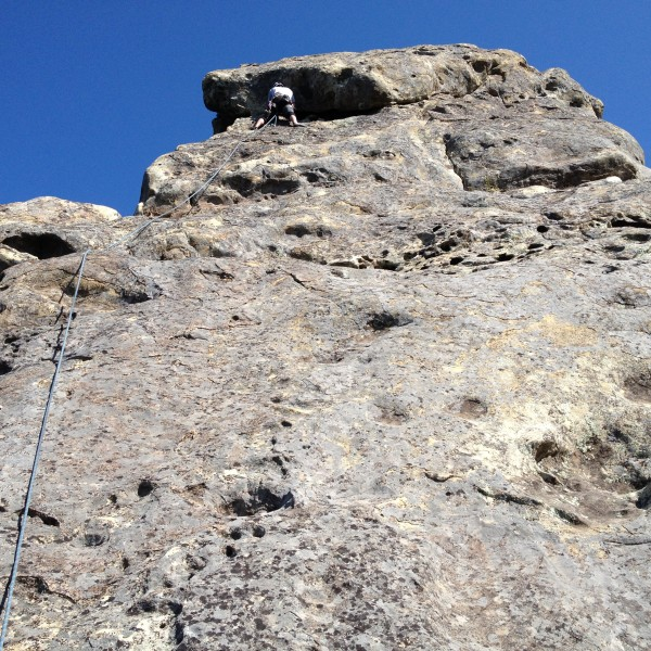 The 5.7 slab on Mt. Doom