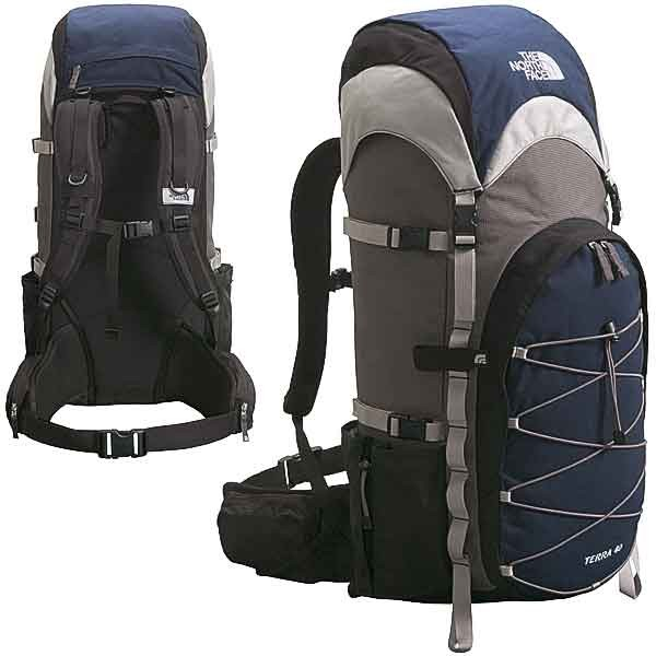 North Face Terra 40  <br/> &amp;#40;mine is blk/red&amp;#41;