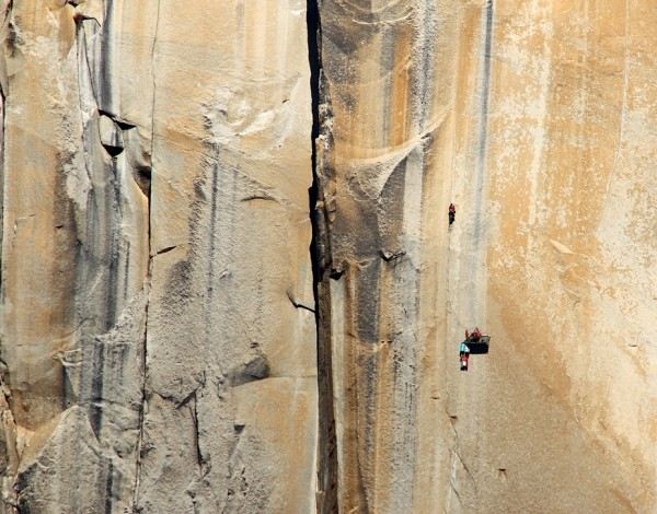 Tom Evan's Photo of Lambone and Keenan on Sunkist, AKA: Best bigwall s...