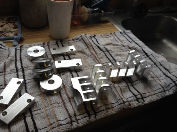 Lots of parts
