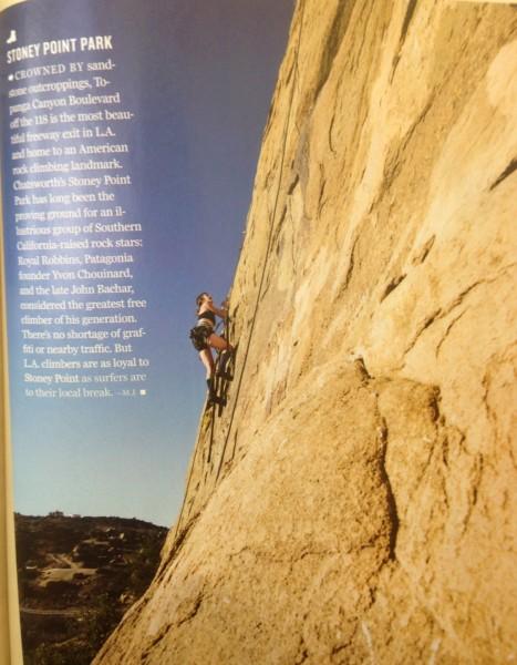 Stoney in LA magazine