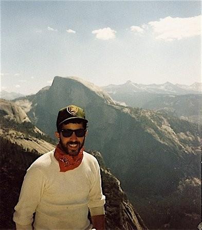 Backcountry Ranger - Yosemite. Summer of 1986.