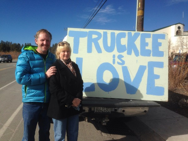 No room for westboro in Truckee