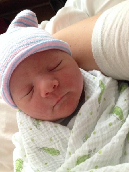 newborn Finn