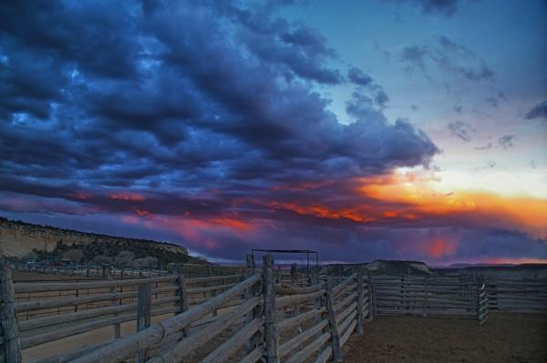 Hell's Backbone Escalante Utah